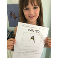 Have you seen Lyla's penguin?