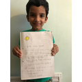 Hussain's superb summer poem.