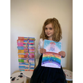 Alena's amazing book reading challenge
