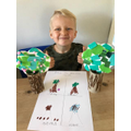 Albie's great work on Seasons