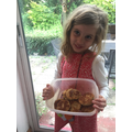 Alena's yummy welsh cakes