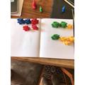 Josie's fabulous fractions.