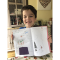 Teddy's amazing bear hunt map