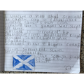 Fabulous facts about Scotland by Daniel.