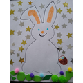 A lovely Easter bunny by George H