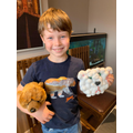Zac H & his bears