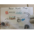 Y2's Bear Hunt  game!
