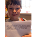 Zac's great sentences using 'kn' words