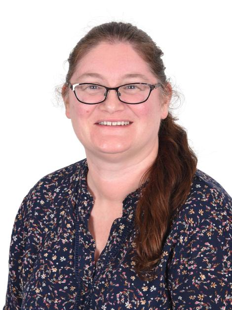 Katharine Brock, Phase 4 Leader and Class Teacher