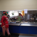 Our hardworking kitchen elves