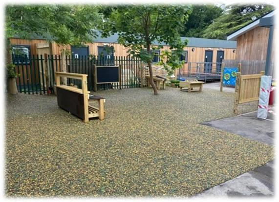 Phase 1 Outdoor Play Area