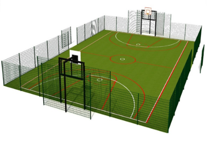 Multi-Use Games Area (MUGA)