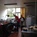 Our hardworking kitchen elves