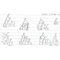 Fantastic pyramid spellings by Sasha