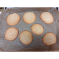 Thomas and Rosie's yummy cookies
