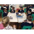 Year 1 answering questions - history