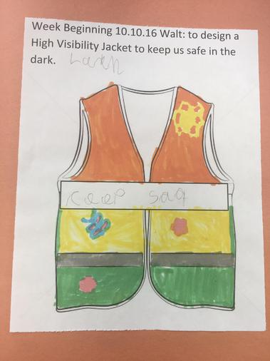 Year 1 road safety - living in the wider world