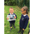 Year 1 school grounds - geography