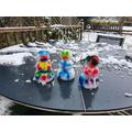 Amazing snowmen by Wynter