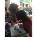 Well done Maya and Amelia