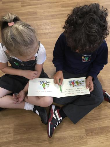 Year 1 paired reading