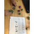Squashing subtraction and recording