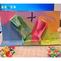 An amazing adding machine by Niyam- Looks like you you had lots of fun with your addition!