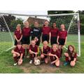 The Oaks Girls' B-Team Vs Rosehill