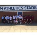 ASSET Quadkids Athletics Competition