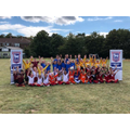 Year 4 & 5 Football Teams - ITFC Trust Opening