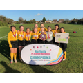 Girls' Football County Final Winners