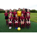 The Oaks Girls' Football B-Team Squad