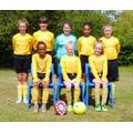 The Oaks Girls' Football A-Team