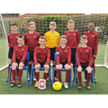 The Oaks Boys' Football A-Team 2015/16
