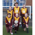 The Oaks Girls' Netball Team Vs Whitton