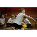 School Games U9 Mixed Dodgeball Festival