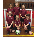 The Oaks Futsal Team - Year 4
