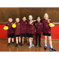 School Games U9 Mixed Dodgeball Festival
