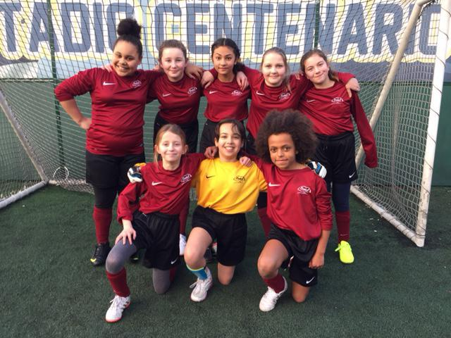 Girls' Football Team