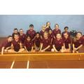 The Oaks Sportshall Athletics Team