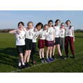 School Games U10 Girls' Cross Country Competition