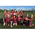 Year 4 Girls' Football Festival