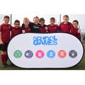 Third place at the U11 Boys' Football Tournament