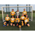 School Games U11 Girls' Football Winners