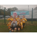 School Games U11 Girls' Football Festival