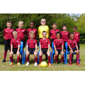 The Oaks Boys' Football B-Team Squad
