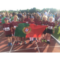 The Oaks Quadkids Athletics Team