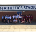 ASSET Quadkids Athletics Competition