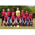 The Oaks Boys' Football B-Team Squad