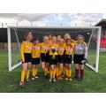 IPSSA Girls' Champions League Winners 2019